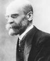 Émile Durkheim: Opdragelse, udannelse og sociologi