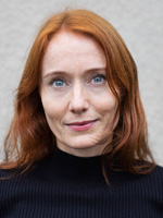 Forfatter Camilla Mehlsen. Foto af Alona V. Andersen.